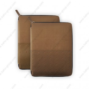 PU Leather Diary Folder