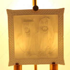 Customized Lamp Shade