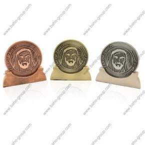 CUSTOMIZED METAL COIN
