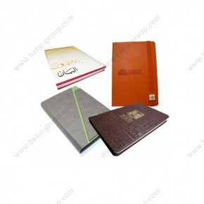 Notebook & PU Leather Diary