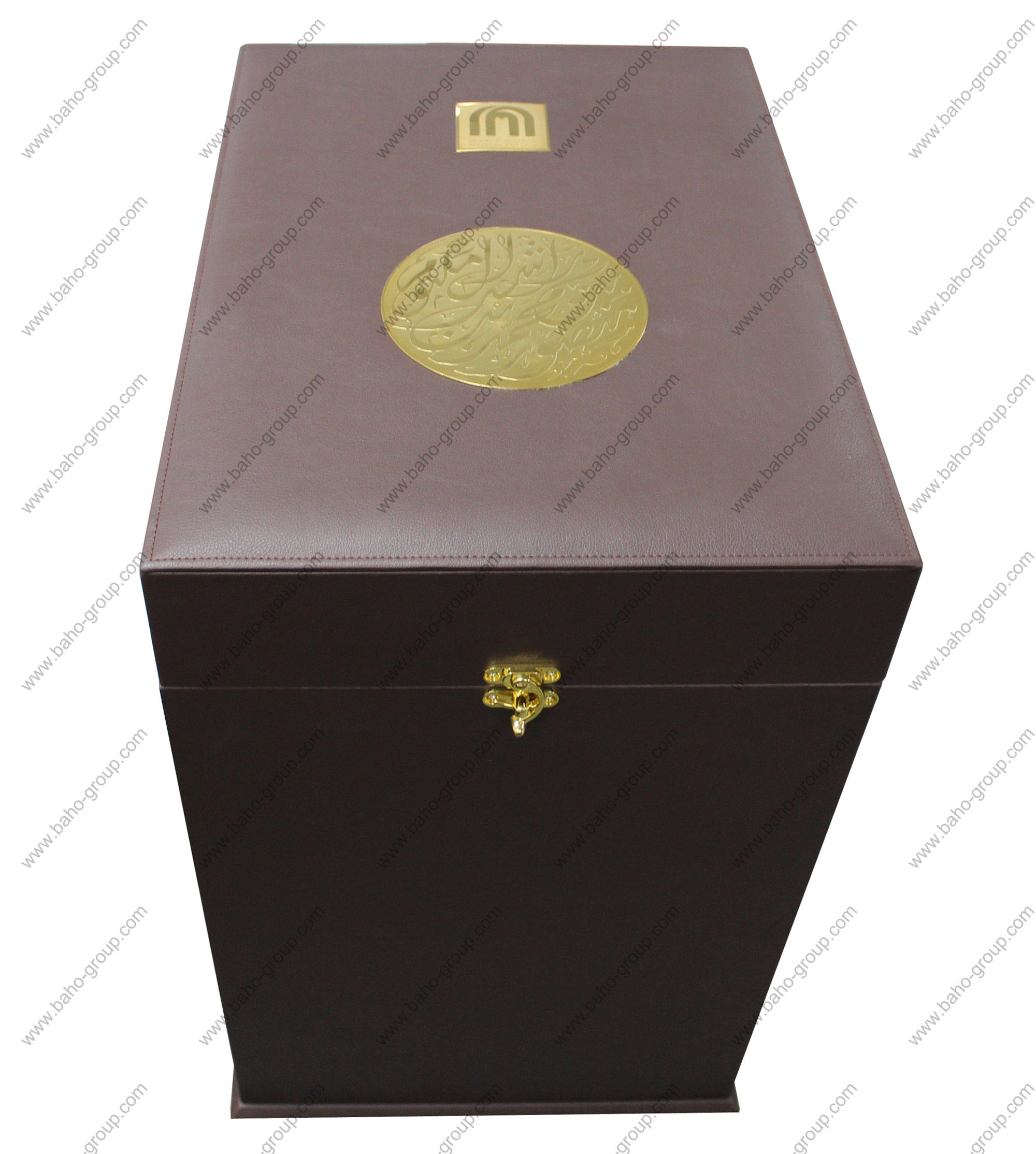 VIP PU TROPHY BOX