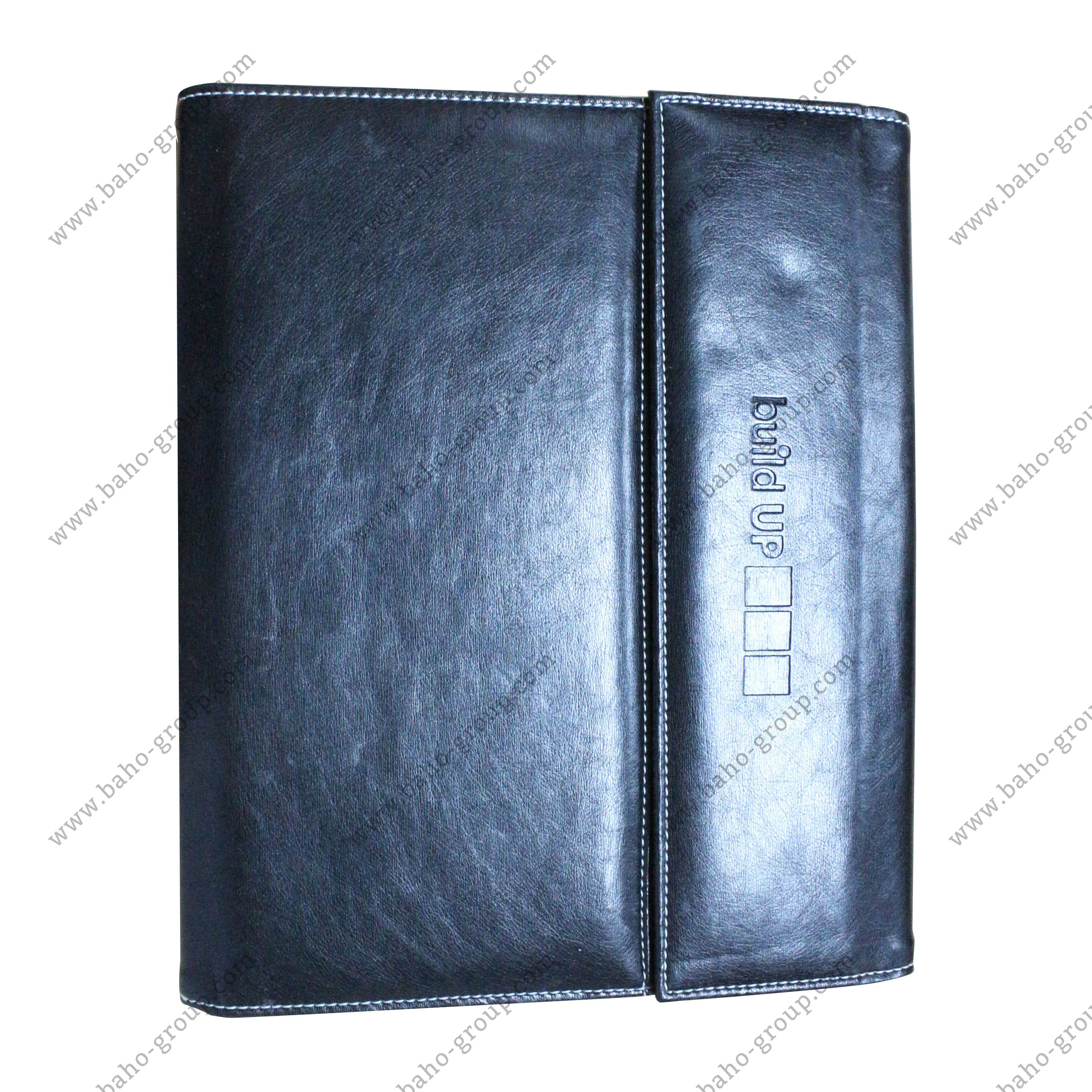 Build Up PU Leather iPad Holder Folder