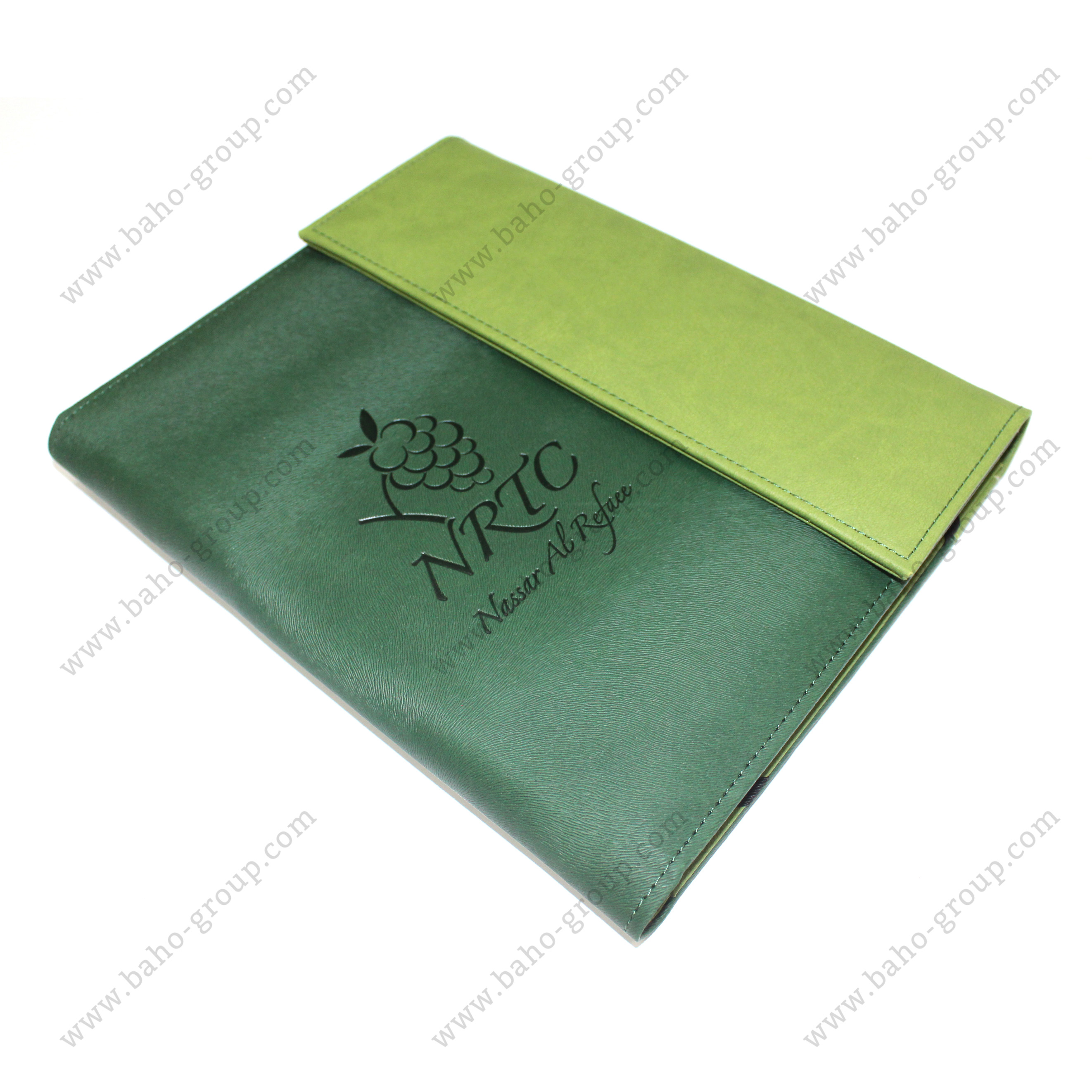 NRTC PU Leather iPad Cover