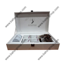 PU Leather Boxes For FDF