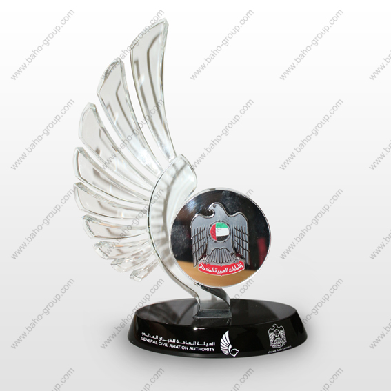 General Civil Aviation Authority - Crystal Trophy